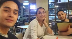 "Teresa Loyzaga's Brave Statement In Protecting Her ""Offspring"""