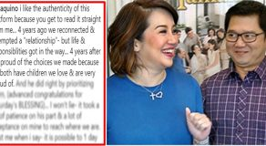 Kris Aquino Expresses Heartfelt Birthday Message To Herbert Bautista