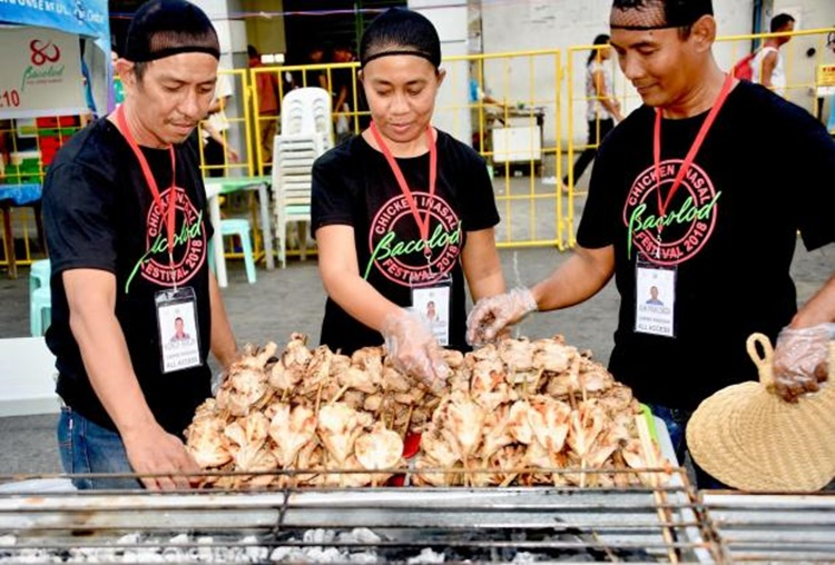 Bacolod Chicken Inasal Festival