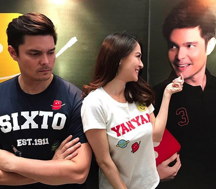 Dingdong Dantes Warned Marian Rivera Before They Worked ...
