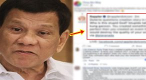 Rappler's Post Citing Duterte's Controversial Statement On 'Creation Story' Sparks Reaction