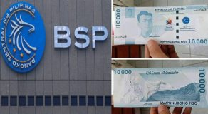 BSP Releases Official Statement On Viral P10,000 Banknote