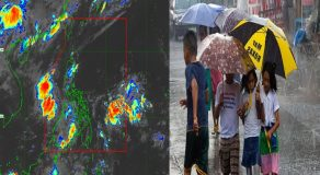 PAGASA: Southwest Monsoon Expected To Bring Rains Over Some Parts Of The Country
