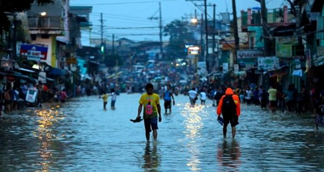 Leptospirosis May Come From Flood Water