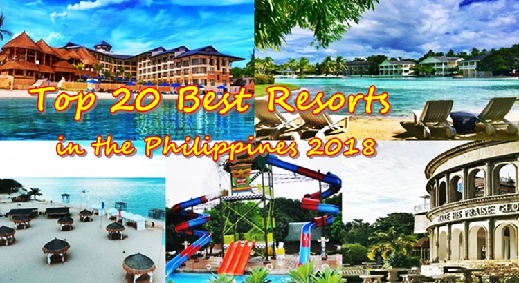 Top 20 Best Resorts in the Philippines 2018