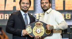 Manny Pacquiao vs Lucas Matthysse Match Analysis & Prediction