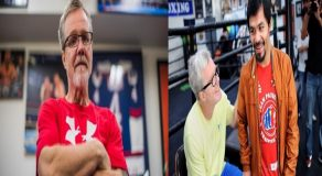 Freddie Roach Worries About Manny Pacquiao's Shoulder Injury