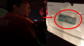 Rude Taxi Driver Earns Criticisms Online Over Disrespectful Act Towards His Passengers