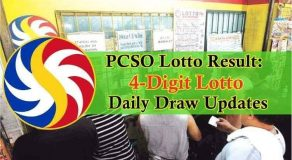 PCSO 4-Digit Lotto Result Today: August 15, 2018 Draw