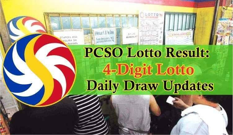 PCSO 4-Digit Lotto Result Today: August 27, 2018 Draw