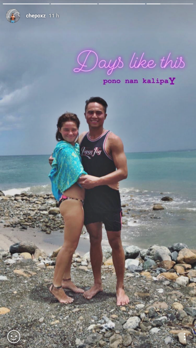 Andi Eigenmann Spotted After Split, Is She Dating Another Surfer?