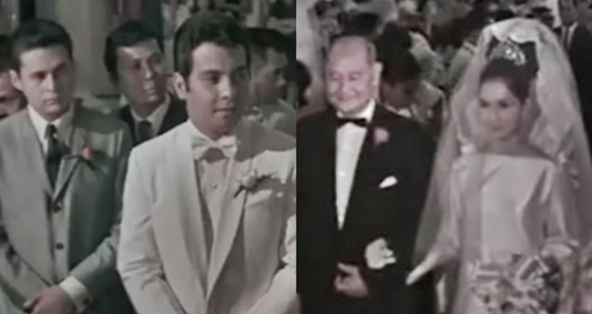Ang Probinsyano Cast Susan Roces, FPJ Wedding Video