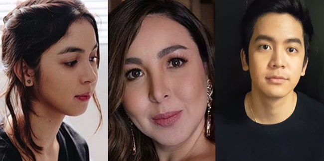 Julia Barretto, Marjorie Barretto, Joshua Garcia