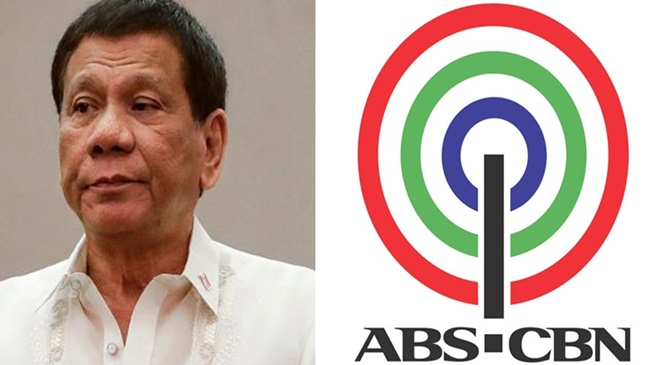 Rodrigo Roa Duterte, ABS-CBN