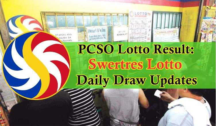SWERTRES RESULT Today: September 2, 2018 Draw Official Result