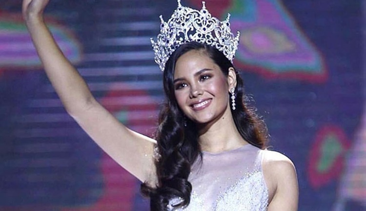 dcb99c81716a Miss Universe Philippines 2018 Catriona Gray Is Also A