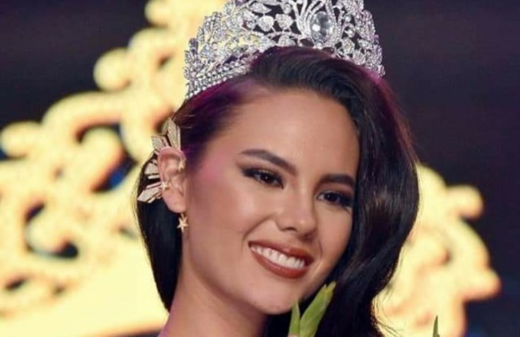 690a0ae49ed7 Miss Universe PH 2018 Catriona Gray Will Bring This Lucky Charm To ...