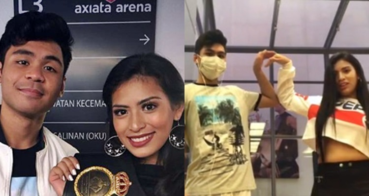 Manny Pacquiao's son Michael happy about LDR with Yazmin Aziz