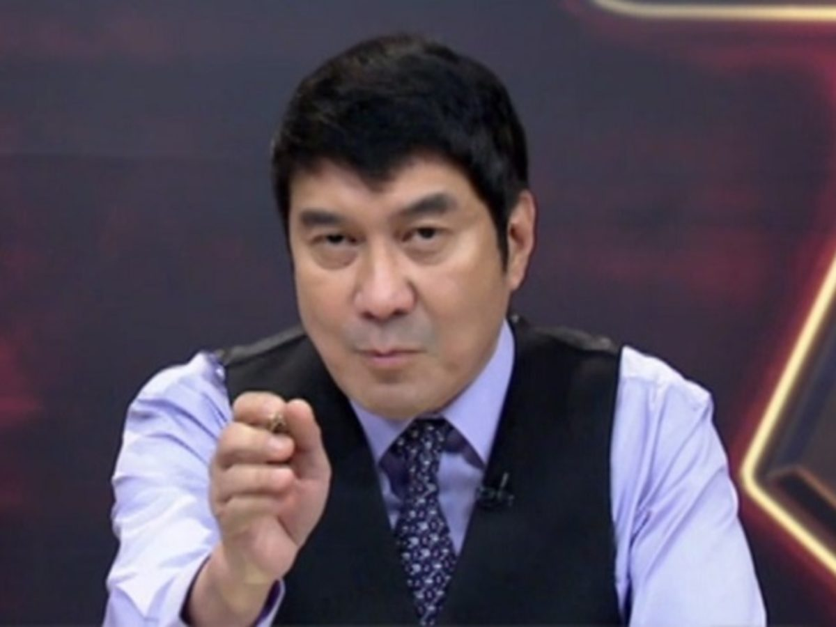 Raffy Tulfo Trapped In Stranded Elevator, This Is His Reaction ...