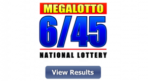 6/45 LOTTO RESULT August 19, 2019