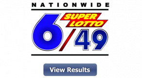 6/49 LOTTO RESULT November 13, 2018 – Official PCSO Lotto Results