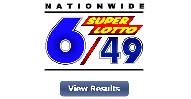 6/49 Lotto Results