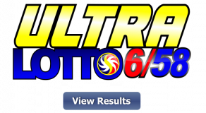 6/58 LOTTO RESULT September 15, 2019