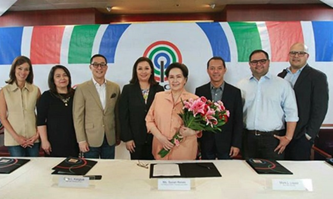 ABS-CBN, FPJ Film Productions