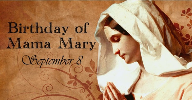 Blessed Virgin Mary Birthday