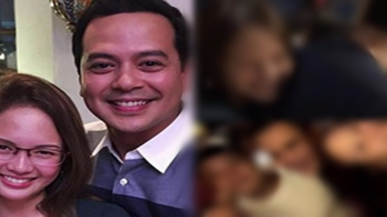Ellen Adarna John Lloyd Cruz Spotted Partying With Friends