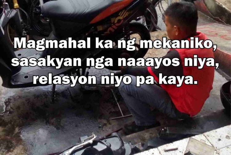 Hugot Lines About Work (Trabaho)