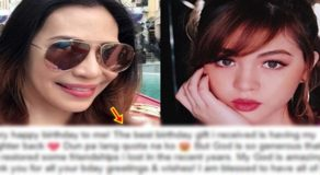 "Jenine Desiderio On Janella Salvador Coming Back To Her: ""best birthday gift"""