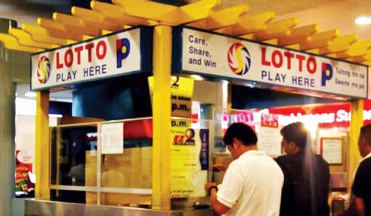 Lotto Booth