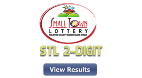 STL 2-DIGIT RESULT TODAY May 21, 2019 – Official PCSO Lotto Result