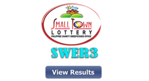 STL SWER3 RESULT TODAY Decmeber 11, 2018 – Official PCSO Lotto Result