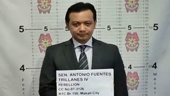 Sen. Antonio Trillanes IV Arrest Warrant