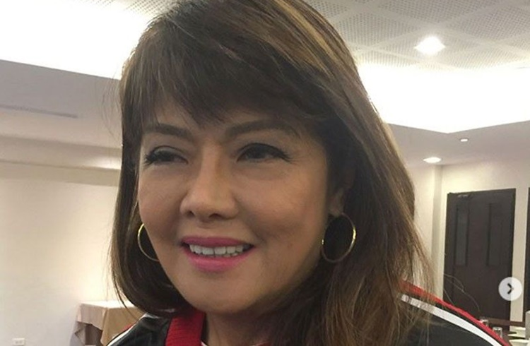 Imee Marcos Reacts To