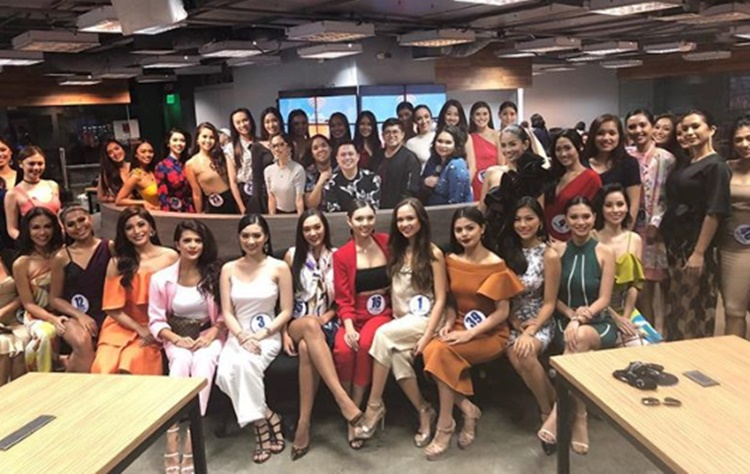 Miss World Philippines 2018 candidates