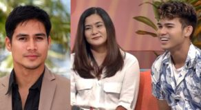 Finally! Piolo Pascual's Ex-GF, Iñigo's Mom Donna Lazaro Appears On TV