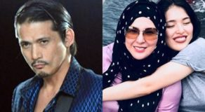 Robin Padilla 's Ex-Wife Went Back To Philippines Due To This Reason