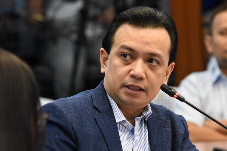 Trillanes alleged mastermind real narcolist video