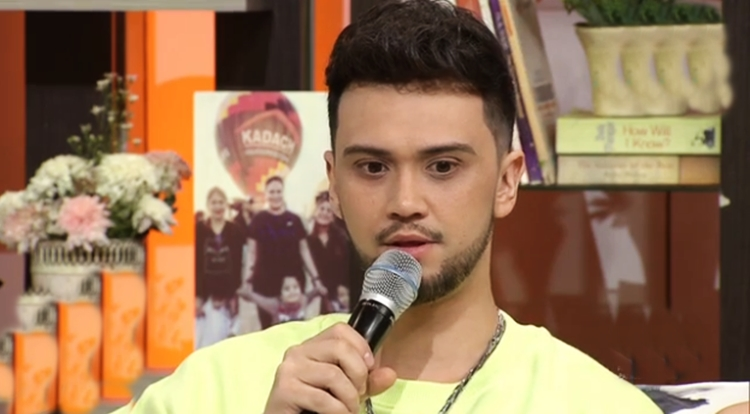 Billy Crawford Breaks Silence