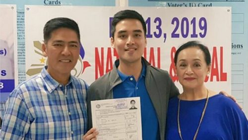 Election 2019 Vico Sotto Files Candidacy