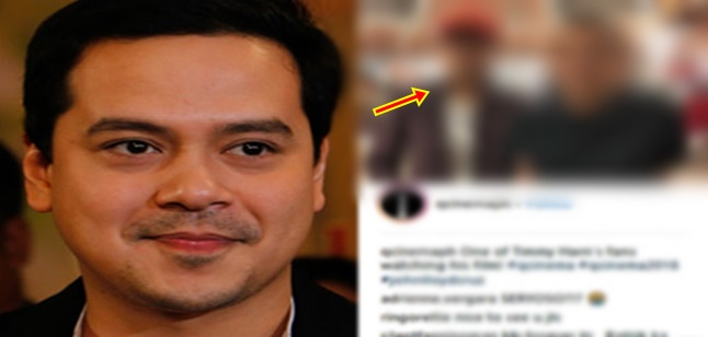 John Lloyd Cruz, Director Timmy Harn