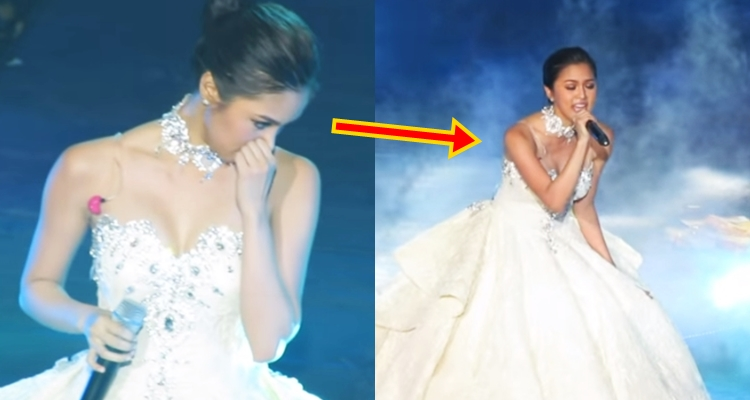 Kim Chiu Flashlight Performance