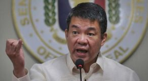 Pimentel Reacts To Disqualification Case Vs. His Election 2019 Senate Bid