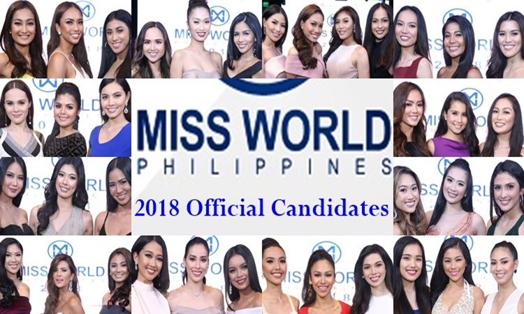 Miss world philippines-2018