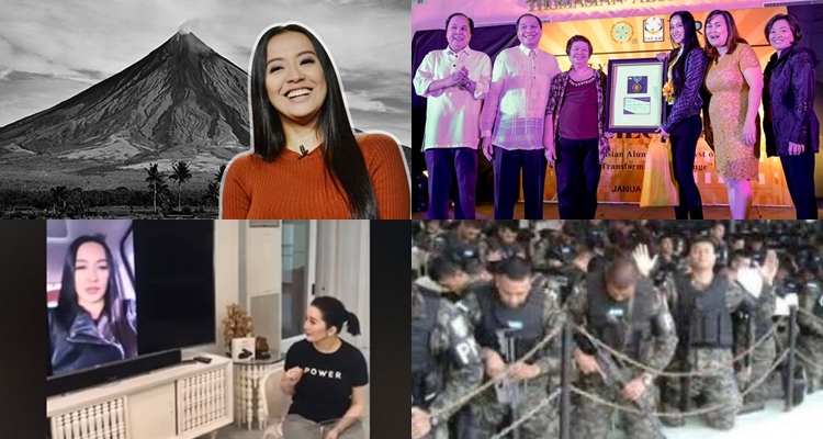 Mocha Uson Controversial Issues