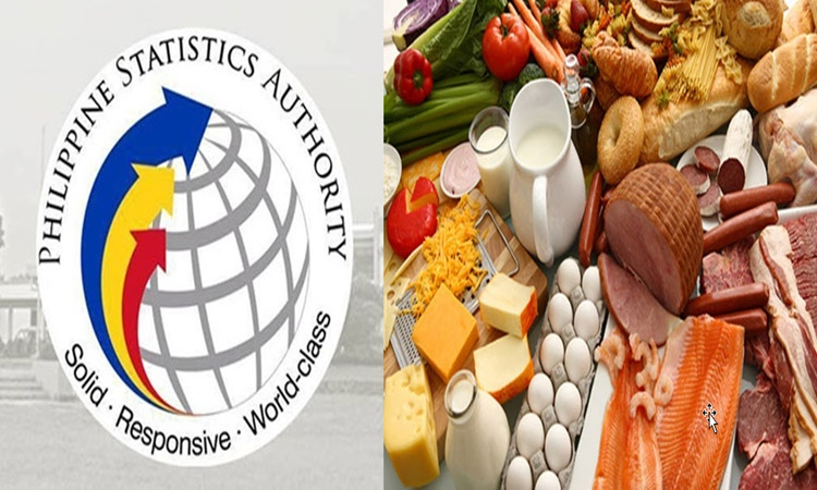 Inflation, Philippine Statistics Authority 1
