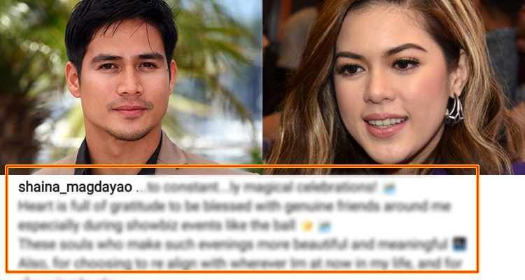 Piolo and shaina dating sim